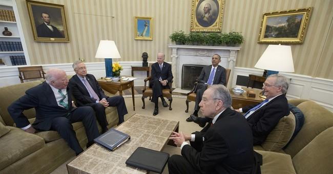 Obama, McConnell strike hopeful tone on budget, Zika