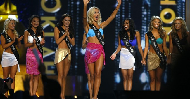 New Miss America begins reign with Atlantic City surf romp
