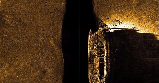 Searchers find 2nd ship from doomed British expedition