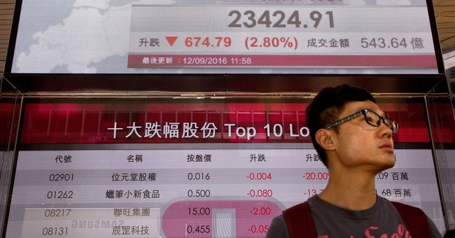 Asian stocks advance after worries over Fed rate hike ease