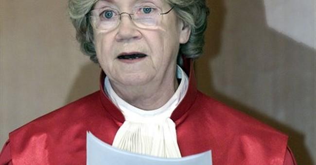 Jutta Limbach, ex-head of German supreme court, dies at 82