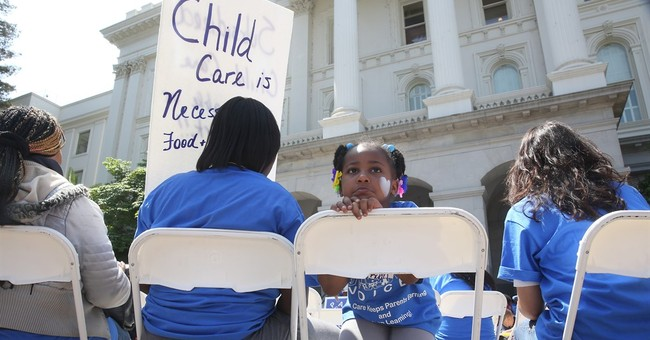 WHY IT MATTERS: Child Care and Pay Equity, 1st Ld-Writethru