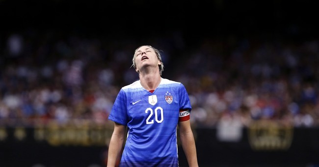 Abby Wambach: I abused alcohol, prescription drugs for years