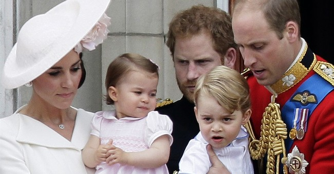 William, Kate to bring young prince, princess on Canada trip