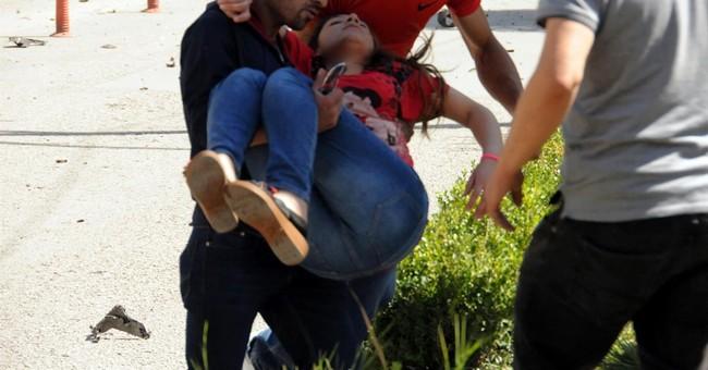 50 injured by PKK car bomb in east Turkey