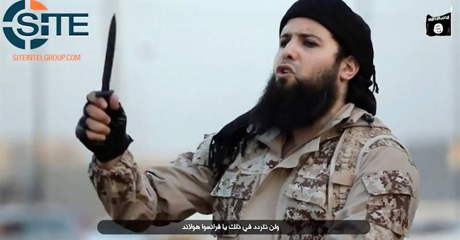 Officials: 1 IS recruiter links attackers, jihadis in France