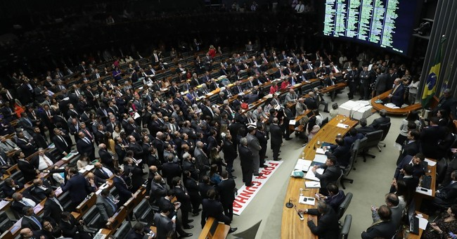 Brazilian lawmakers vote to strip ex-speaker of his seat