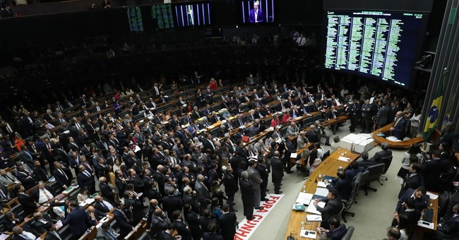 Brazilian lawmakers vote to strip ex-speaker of his seat