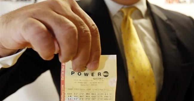 New Hampshire family claims $487M Powerball jackpot