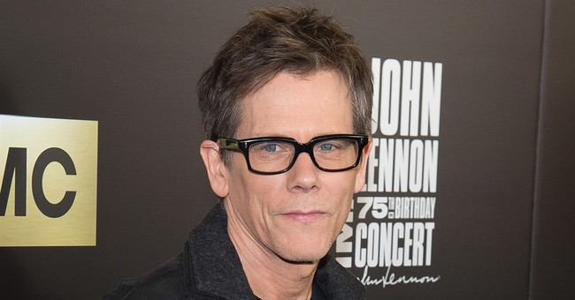 Kevin Bacon loves Baconfest invite, is sorry he can't attend