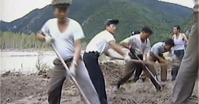 North Korea mobilizes after floods kill at least 133