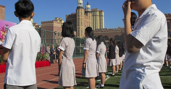 China's demand for pricey international schools 'insatiable'