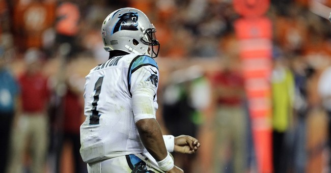 Panthers' coach: Newton's head is fine, he'll play vs. 49ers