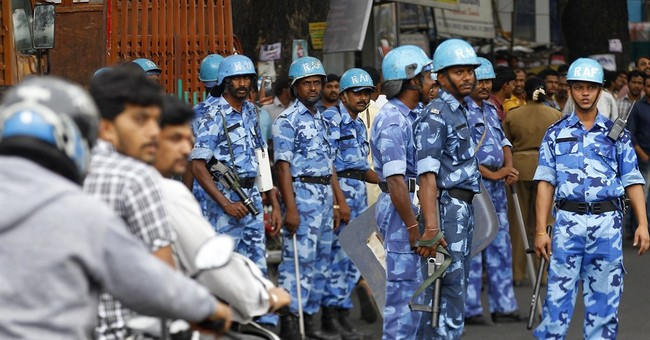 Violence eases as curfew imposed in parts of Bangalore