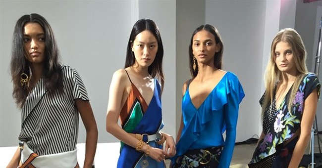New DVF designer debuts line with back-to-basics approach