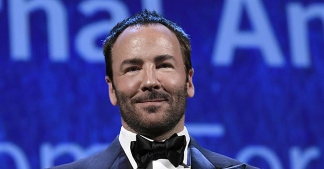 Tom Ford: Movies are 'the ultimate design project'