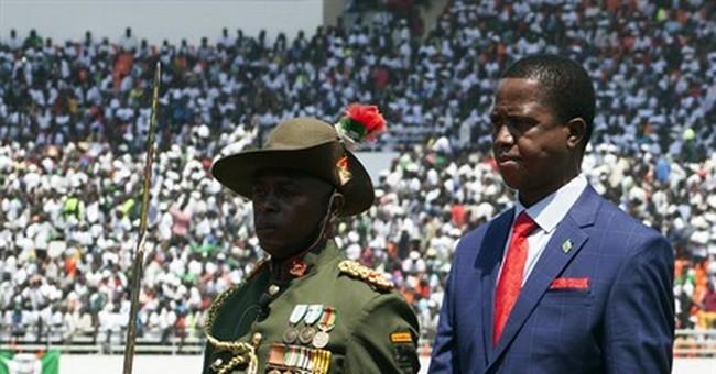 Zambia's president sworn in despite court challenge