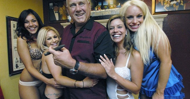 From prostitutes to politics: Brothel owner's bid questioned