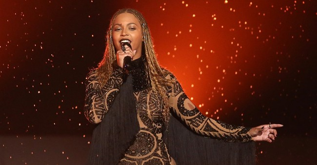 Beyonce interrupts show to help backup dancer get engaged