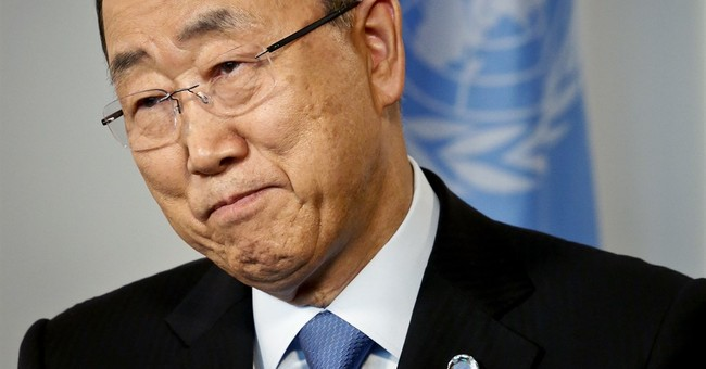 After a decade, UN chief disappointed in many world leaders