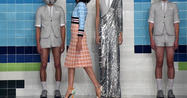 Weird and wonderful moments of fashion week