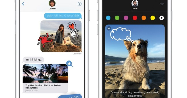 6 key things to know about Apple's new iOS 10 software