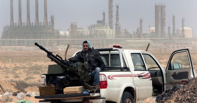 Western nations urge Libya general to give up oil terminals