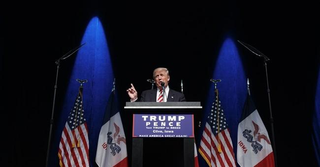 AP FACT CHECK: Trump says Clinton lacks policies. Seriously?