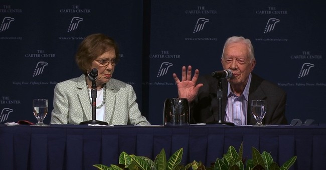 "Jimmy Carter: Latest scan monitoring health ""turned out OK"""