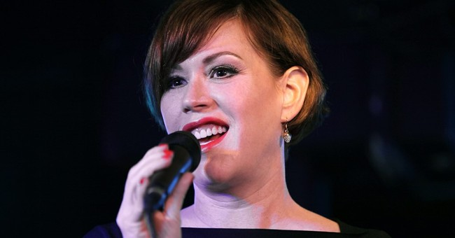 Brat Pack star Molly Ringwald to rally for Clinton in Maine