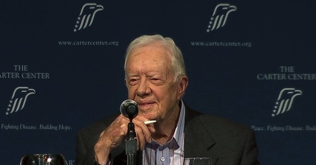 """Jimmy Carter: Latest scan monitoring health """"turned out OK"""""""