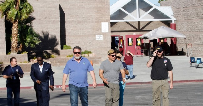 Vegas school reopens after 1/4 cup of mercury is cleaned up