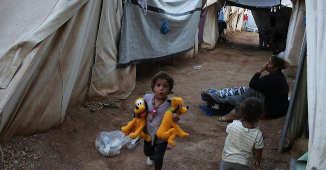 School in north Greece a flashpoint in refugee debate