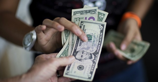 Americans got raise last year for first time since 2007