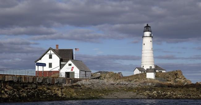Oldest US lighthouse, Boston Light, celebrates 300 years