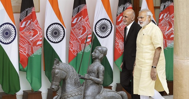India, Afghanistan call for end to all support of militants
