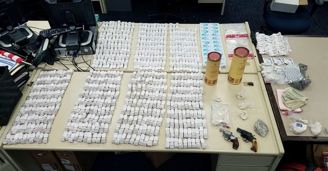 11 Connecticut cops sickened during heroin and fentanyl bust