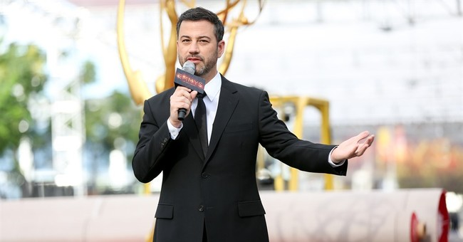 Jimmy Kimmel rolls out red carpet as Emmy host