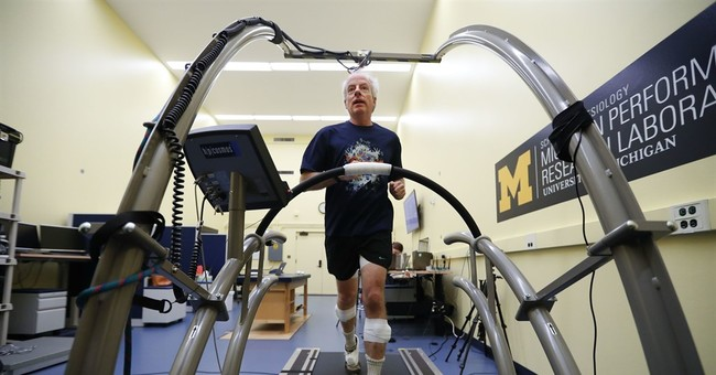 University research lab helping runners 1 step at a time