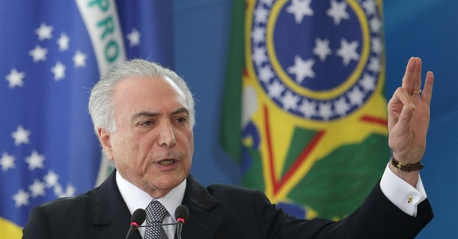2 weeks on job, Brazil's new president faces big challenges