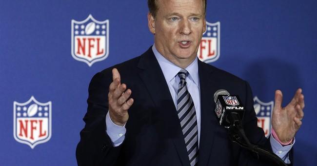 NFL pledging $100 million more to address head injuries