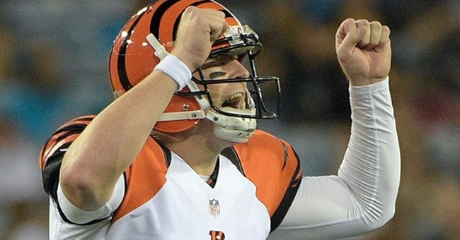Bengals QB Andy Dalton trying to get Jimmy Fallon to visit