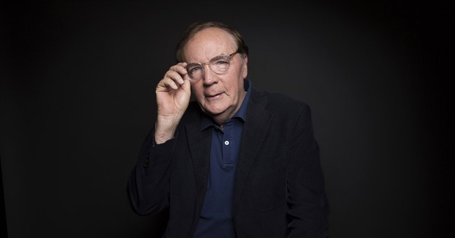 James Patterson's new book has a killer title