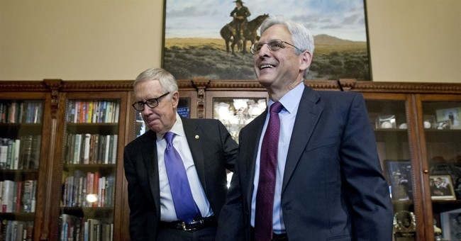 Capitol Hill Buzz: Judge Merrick Garland is back on the Hill