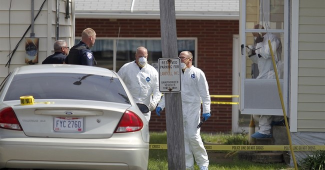 The Latest: Suspect in abduction case facing murder charges
