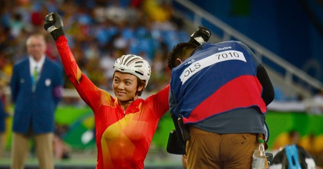 Chinese dominate medal count at Paralympics