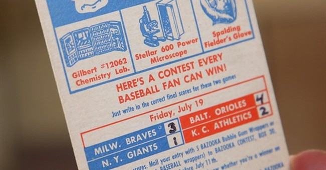 Texan wins glove nearly 60 years after baseball card contest