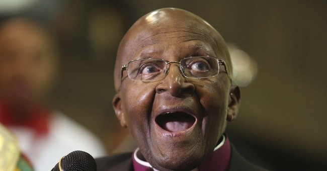 Nobel laureate Tutu leaves South African hospital