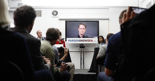 Snowden: Silencing whistleblowers imperils democracy