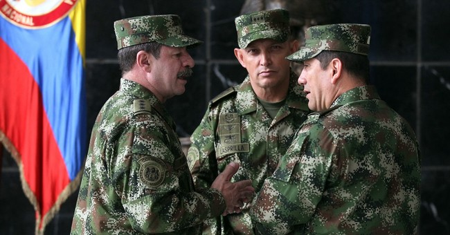 A Colombian general's journey to peace with rebels